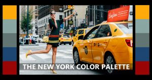 """THE NEW YORK COLOR GRADING PALETTE"""